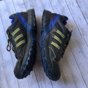 adidas Shoes - Adidas kanadia TR black blue 11